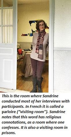 picture of sandrine pell