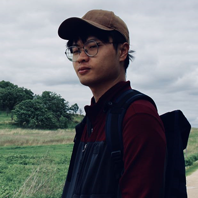 Headshot of Eric Ho