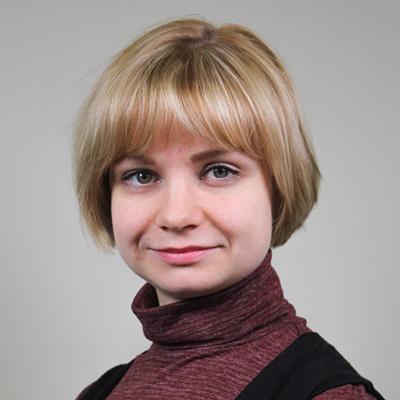 Headshot of Natalia Petrova
